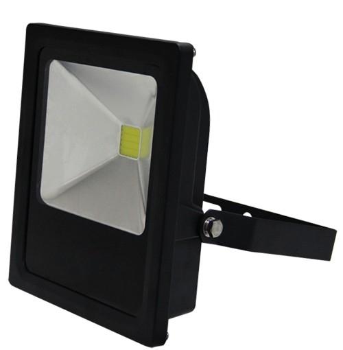 20w led schijnwerper warm wit slim high end ip66 20 watt schijnwerpers abc. Black Bedroom Furniture Sets. Home Design Ideas