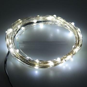 10 meter koud wit led verlichting 12 volt ultra. Black Bedroom Furniture Sets. Home Design Ideas