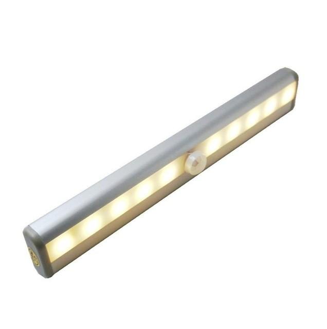 Led Keuken Kast Verlichting 19cm Warm Wit Sensor Oplaadbaar