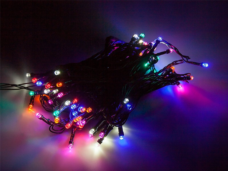Kerstverlichting Rgb 9 4 Meter 100 Leds 7613 Abc Led Nl