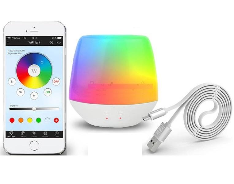 WiFi Module iBox 1 - voor iOS Android - Geschikt MiLight 1.0 + 2.0 ...