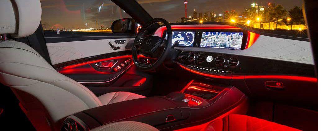bent u op zoek naar nieuwe interieur verlichting voor uw auto